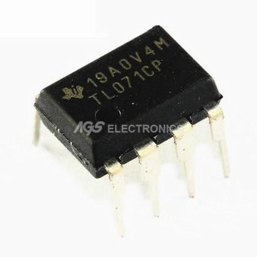 TL071 - TL 071 Integrato OPAMP 5-18V 4MHz LOW-NOISE
